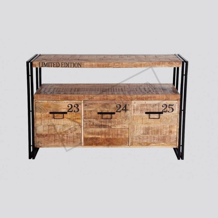Inspiration about Uncategorized : Reclaimed Wood Sideboard Inside Nice Reclaimed With Regard To Best And Newest Reclaimed Sideboards (#15 of 15)