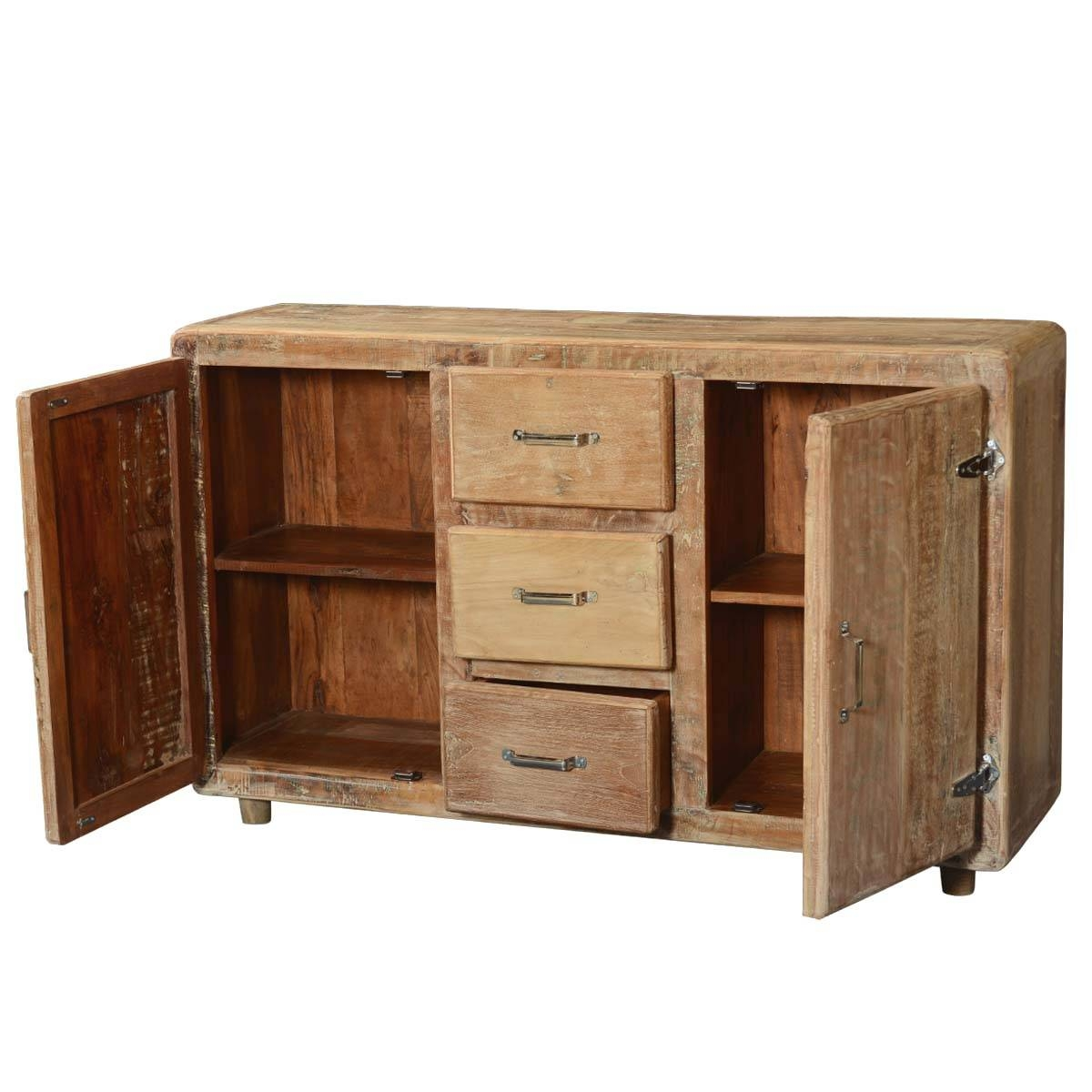 Inspiration about Uncategorized : Reclaimed Wood Sideboard Inside Nice Reclaimed Within Most Recently Released Reclaimed Sideboards (#11 of 15)