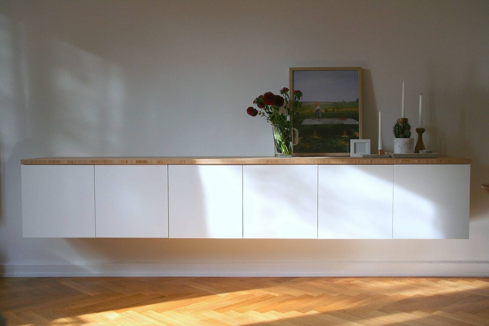 Inspiration about Unglaublich Ikea Hacks Wohnwand Instafav 20 Best Ikea On Instagram Pertaining To Recent Ikea Besta Sideboards (#11 of 15)