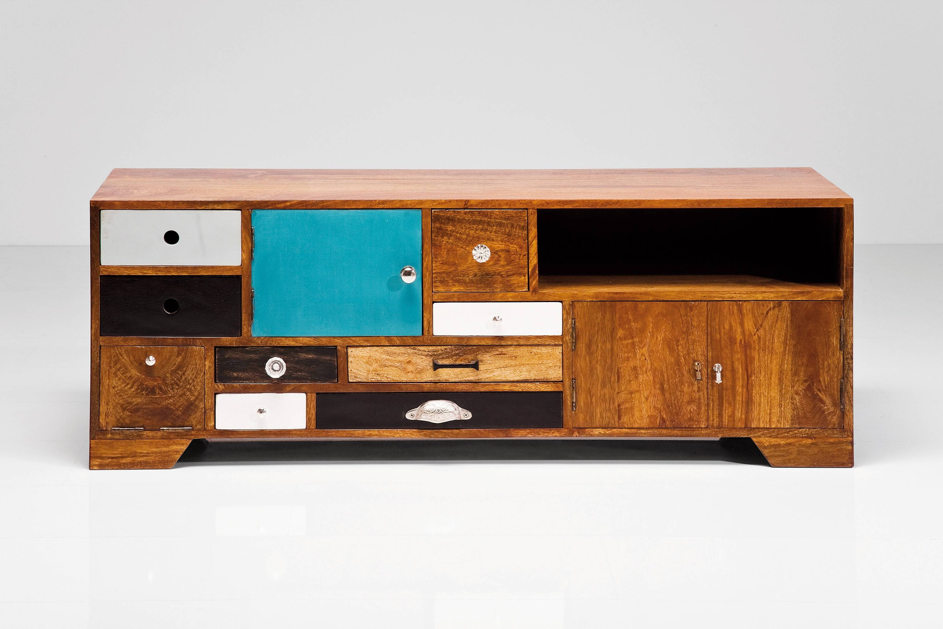 Inspiration about Upcycled Retro Sideboard And Media Uniti Love Retro | I Love Retro Regarding Current Media Sideboards (#1 of 15)