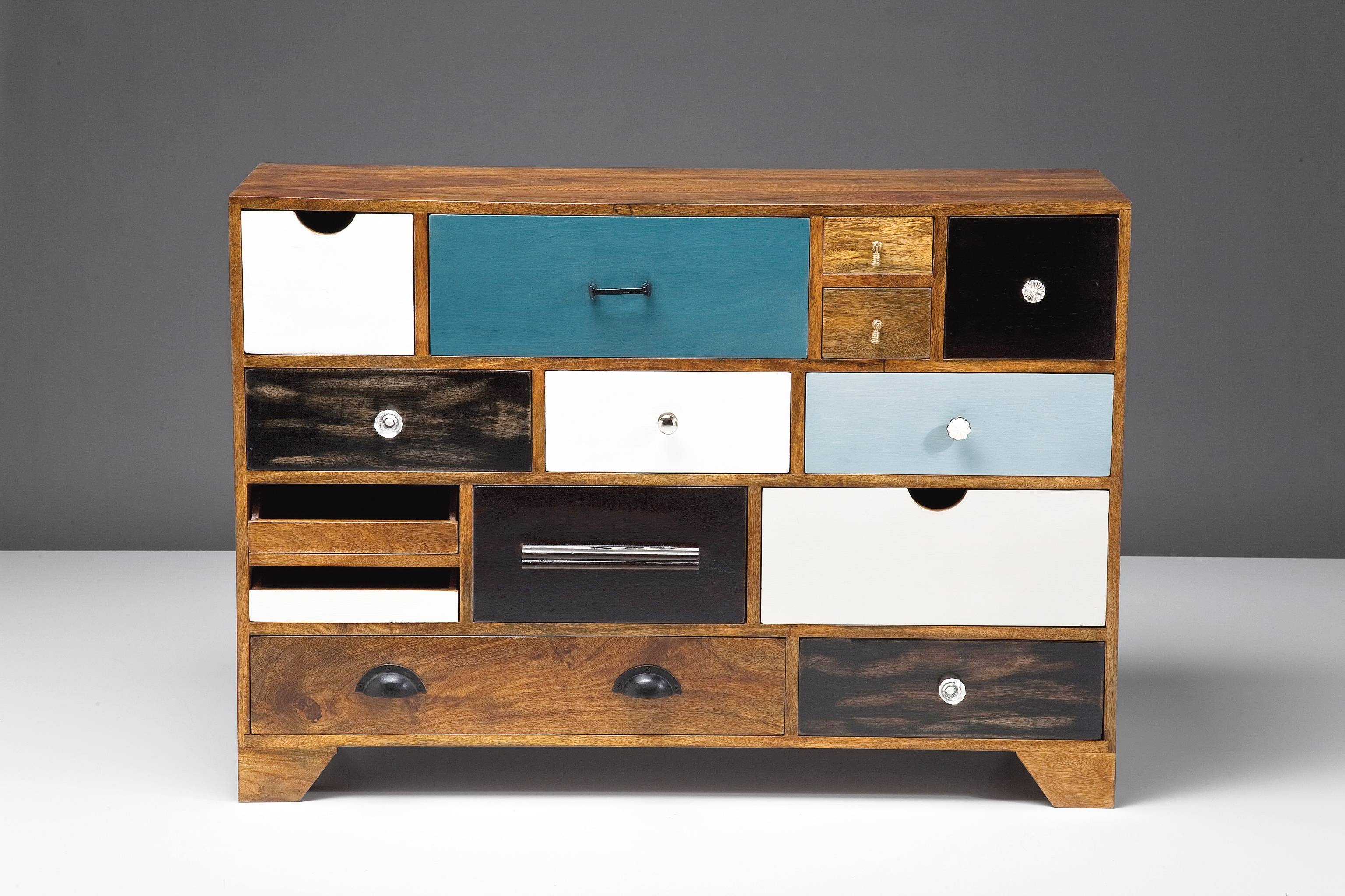 Inspiration about Upcycled Sideboard | I Love Retro Pertaining To 2018 Quirky Sideboards (#1 of 15)