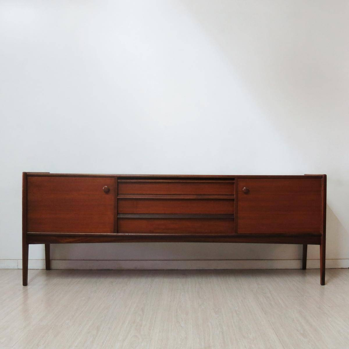 Vintage British Silva Sideboardjohn Herbert For Younger, 1960S Within Most Recently Released A Younger Sideboards (#10 of 15)