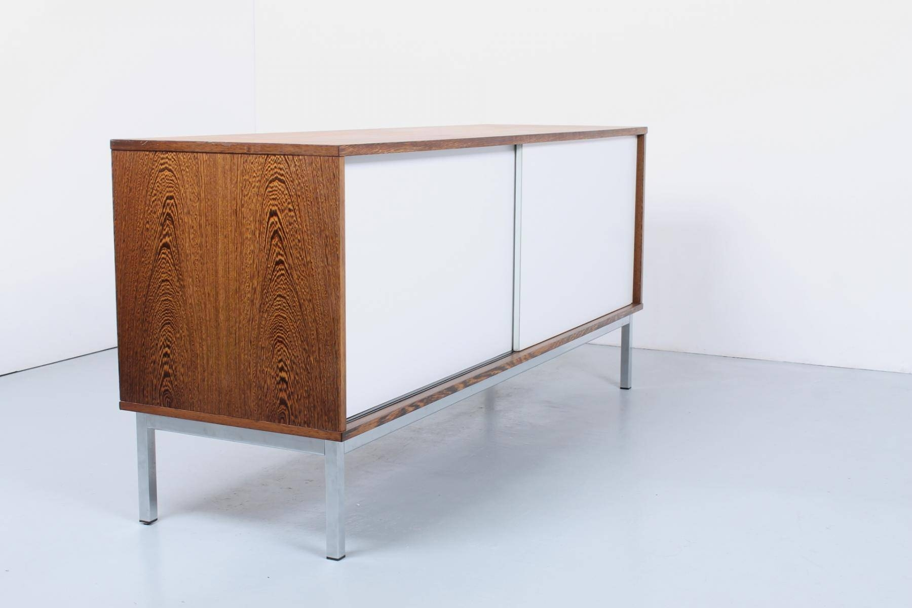 Inspiration about Vintage Kw 87 Sideboard In Wenge Veneer And White Formica Inside Latest Wenge Sideboards (#6 of 15)