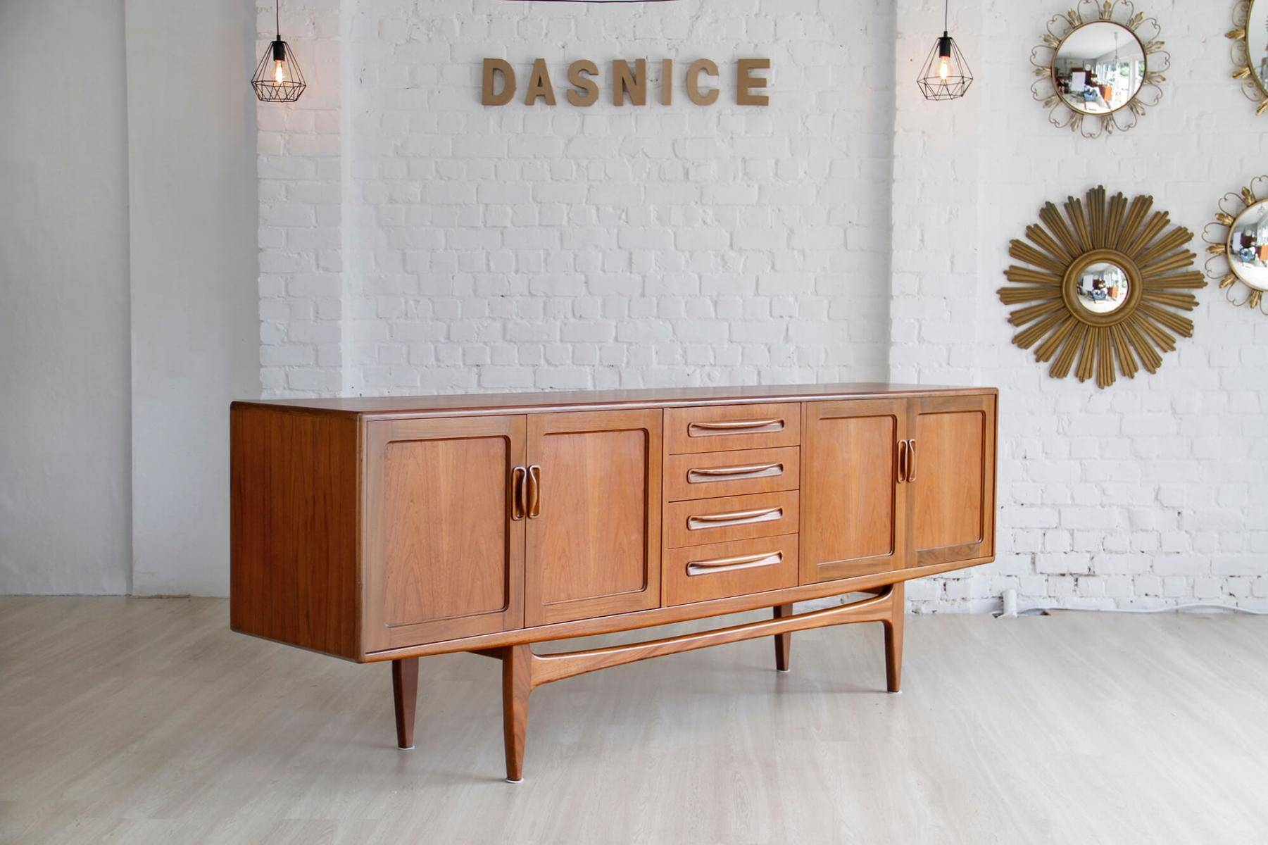 Vintage Sideboard In Teakib Kofod Larsen For G Plan For Sale With Current G Plan Vintage Sideboards (#13 of 15)
