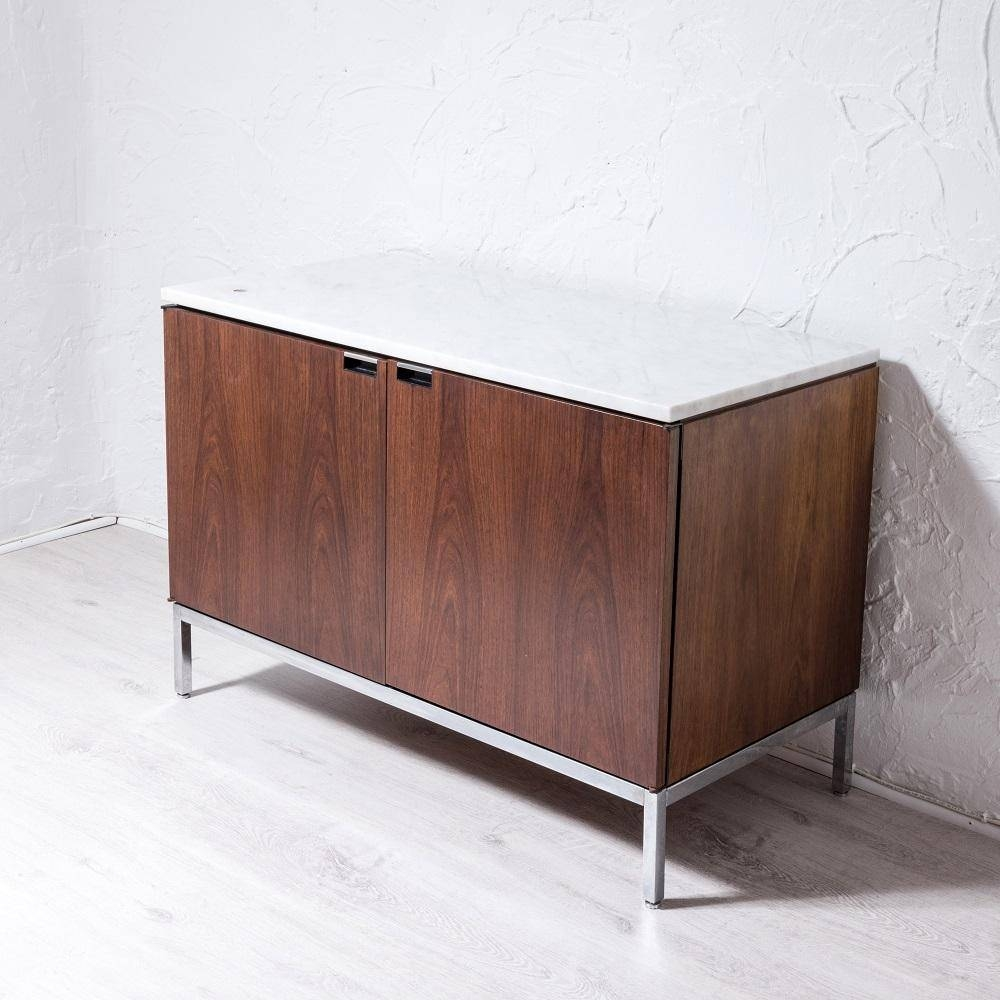 Inspiration about Vintage Small Sideboardflorence Knoll For Knoll International Throughout Most Recently Released Knoll Sideboards (#3 of 15)