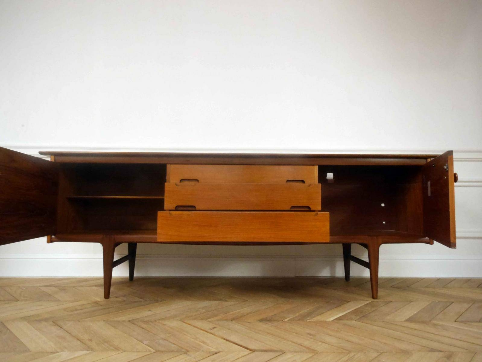 Vintage Teak Sideboardjohn Herbert For A. Younger Ltd (#13 of 15)