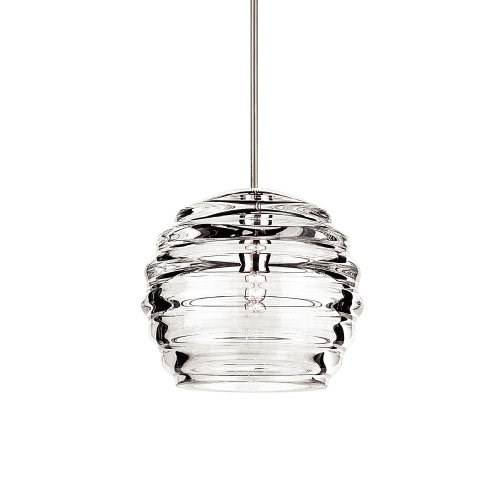 Wac Lighting Mp 916 Cl Clarity 1 Light Low Voltage Monopoint Mini Regarding Most Up To Date Clear Glass Mini Pendant Lights (View 15 of 15)