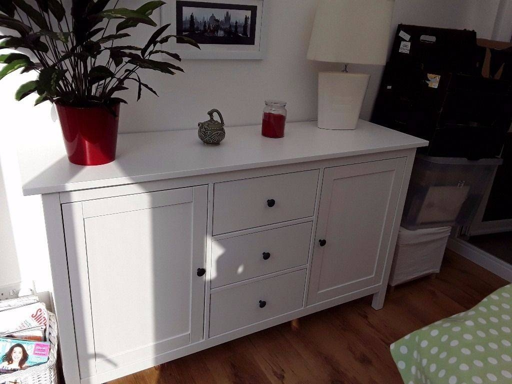 15 collection of ikea hemnes sideboards. Black Bedroom Furniture Sets. Home Design Ideas
