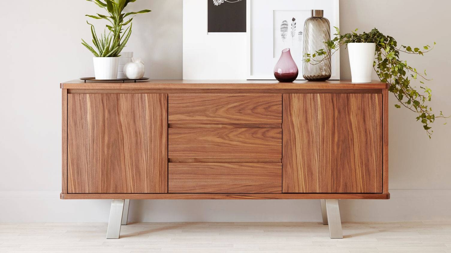 Wood Veneer: All You Need To Know About Wood Veneer Furniture Within 2017 Sideboard Furniture (#15 of 15)