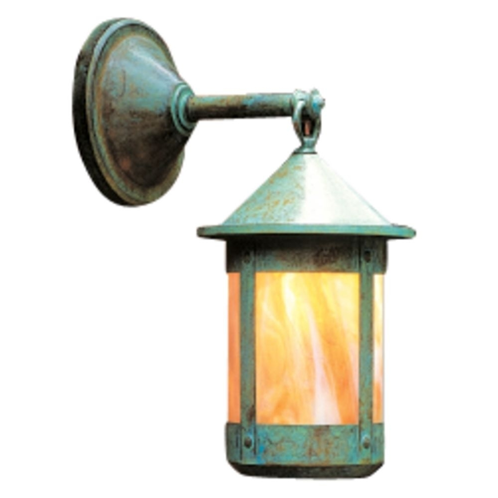 Inspiration about 12 1/2 Inch Outdoor Wall Light | Bb 6 Vp Gw (Qs) | Destination Lighting With Verdigris Outdoor Wall Lighting (#5 of 15)