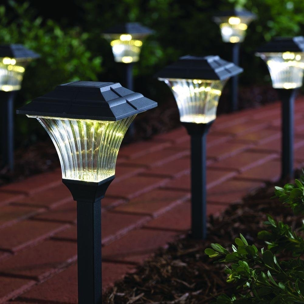 Inspiration about 15 Different Outdoor Lighting Ideas For Your Home (All Types) Within Modern Led Solar Garden Lighting Fixture (#11 of 15)