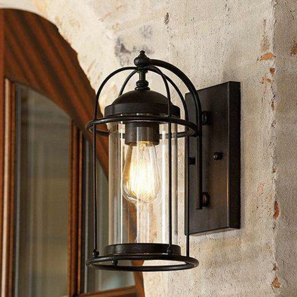 Inspiration about 18 Extra Large Outdoor Sconces, Craftmade Z6020 92 3 Light Frances For Extra Large Outdoor Wall Lighting (#7 of 15)