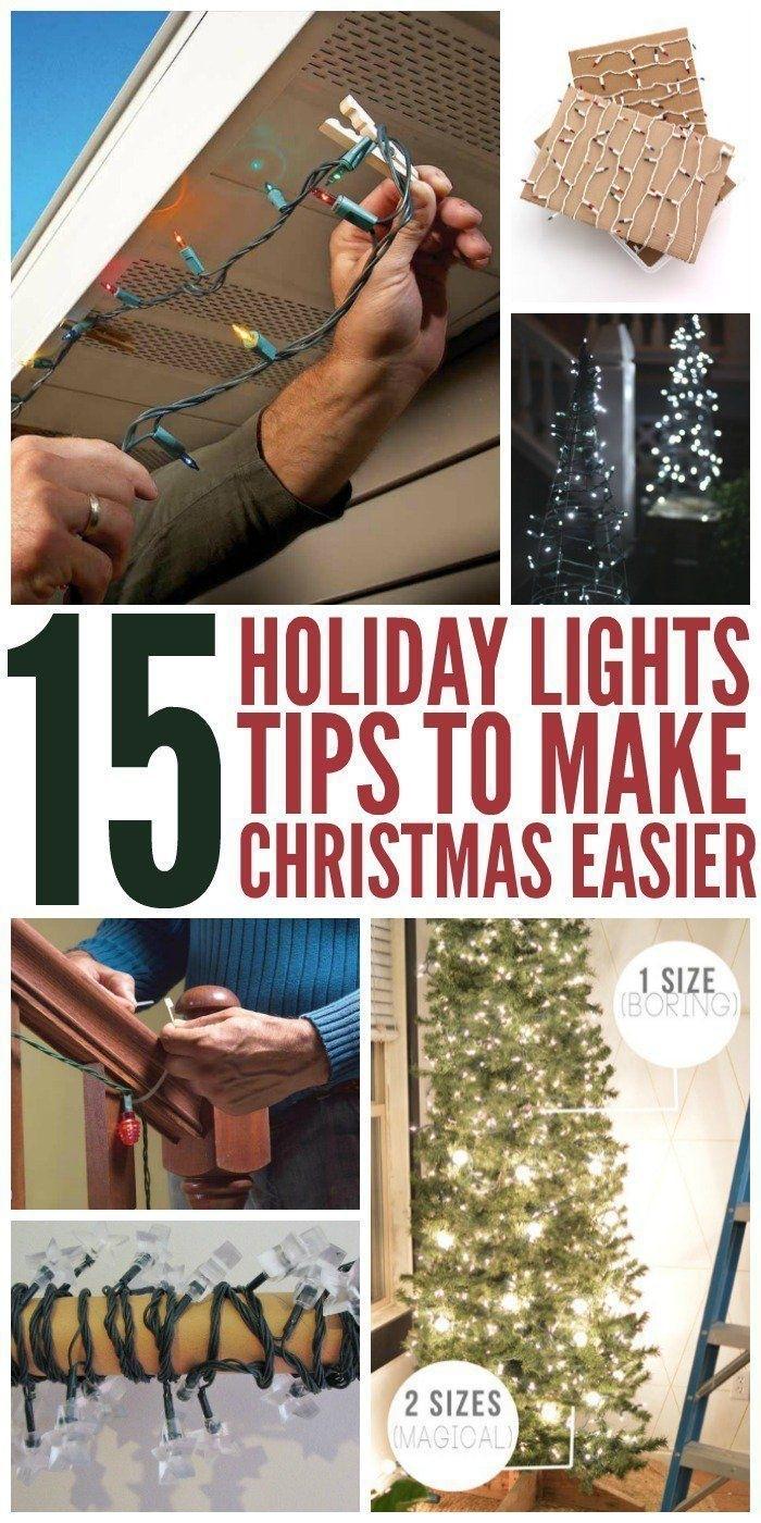 19 Holiday Lights Tips To Make Christmas Easier | Christmas Lights With Hanging Outdoor Christmas Lights Around Windows (#2 of 15)