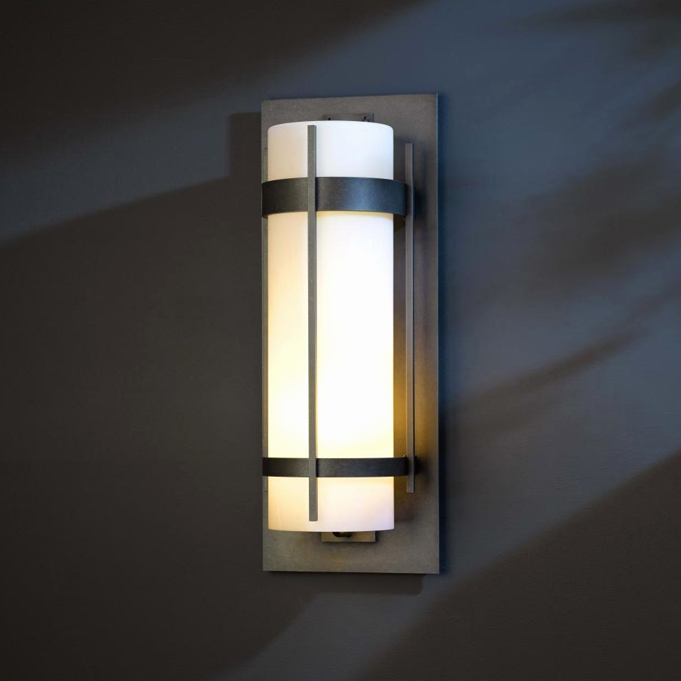 2 Luxury Contemporary Outdoor Wall Lights – Home Idea Throughout Contemporary Outdoor Wall Lighting Sconces (#1 of 15)