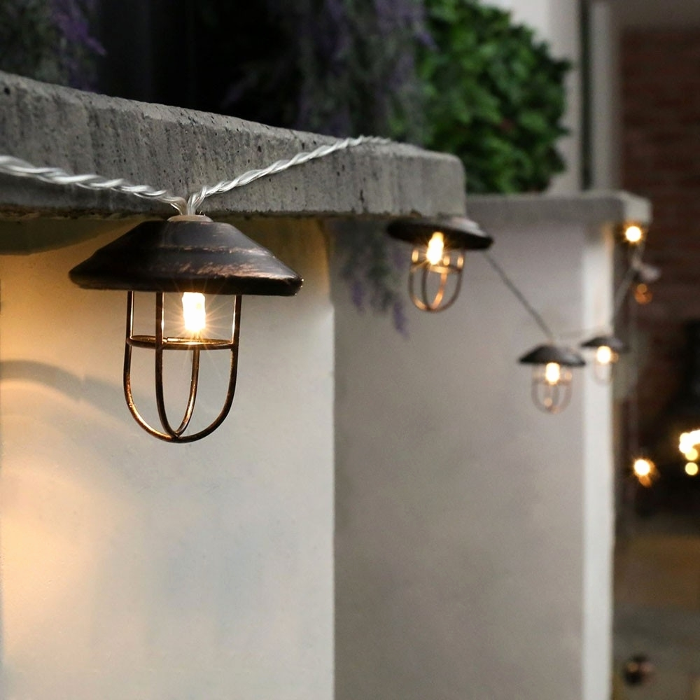 Inspiration about 20 Awesome Battery Operated Outdoor Lamps | Best Home Template Inside Battery Operated Outdoor Lighting (#9 of 15)