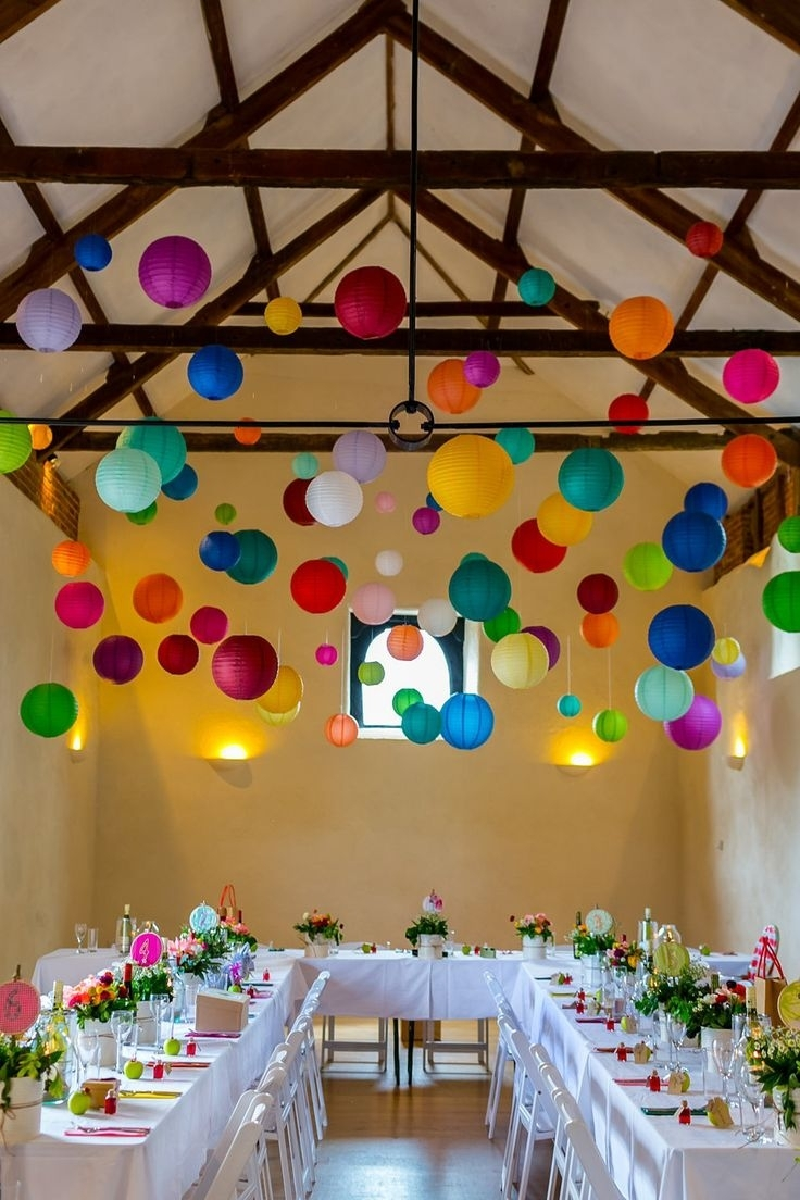 25 Unique Paper Lanterns Ideas On Pinterest Butterfly Lamp Throughout Outdoor Hanging Paper Lantern Lights (View 1 of 15)