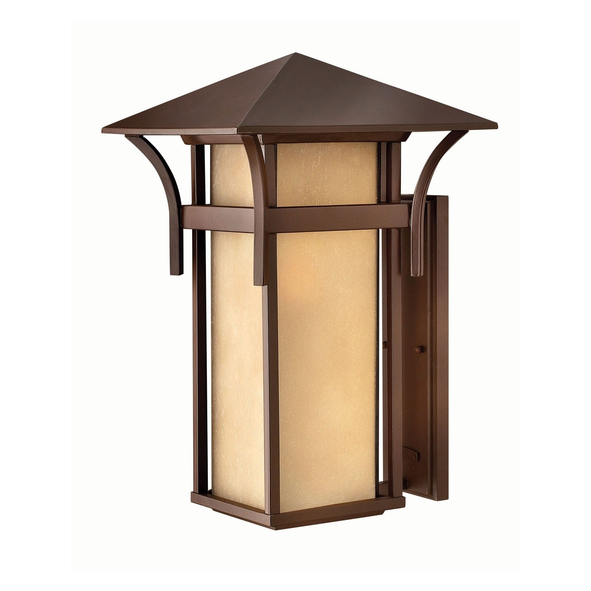 2579Ar – X Large Outdoor Medium Wall Light, Anchor Bronze | Hinkley Regarding Large Outdoor Wall Lighting (#3 of 15)