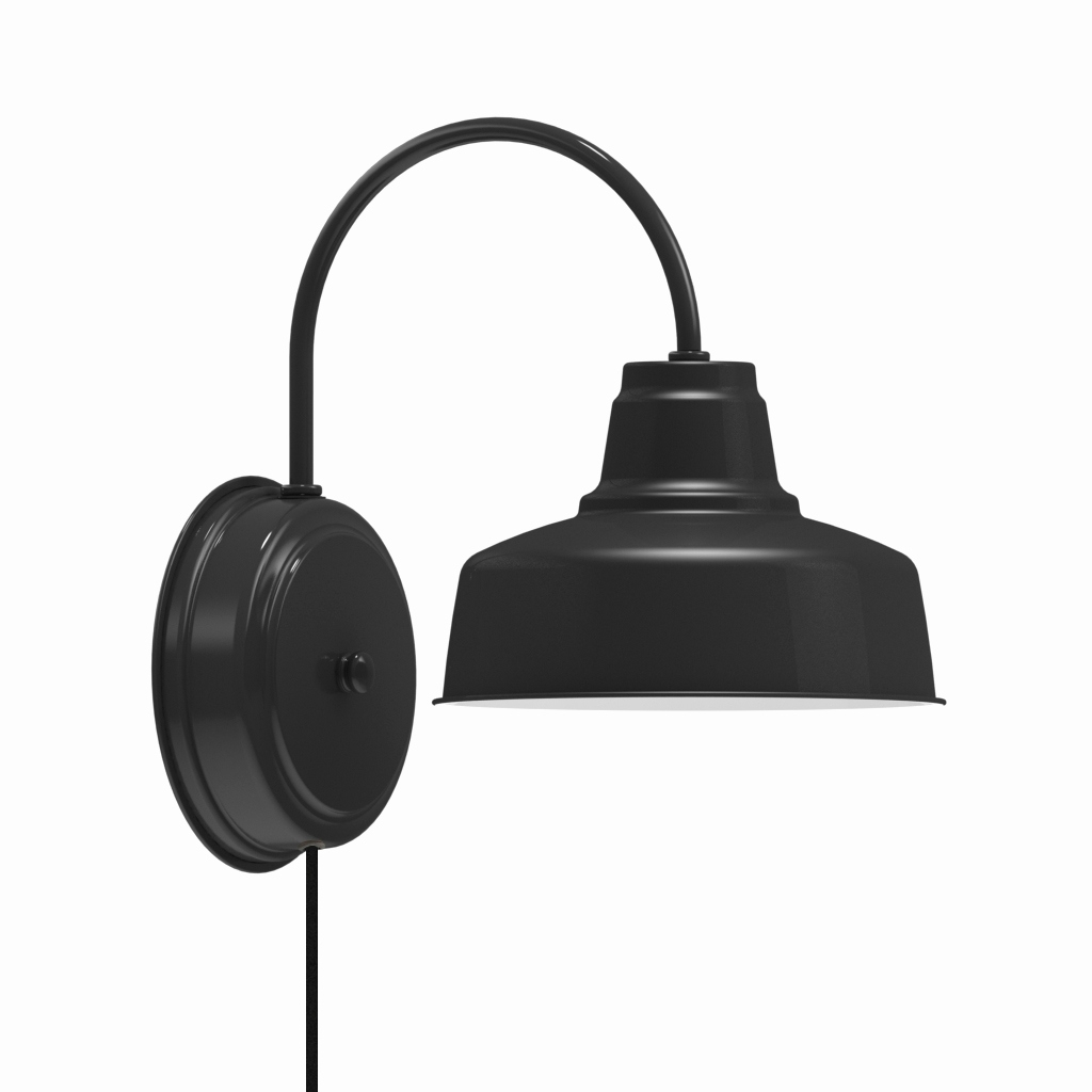 Inspiration about 26 Best Of Wall Lamp Plug In Images | Modern Home Interior Pertaining To Outdoor Wall Lights With Plug (#9 of 15)