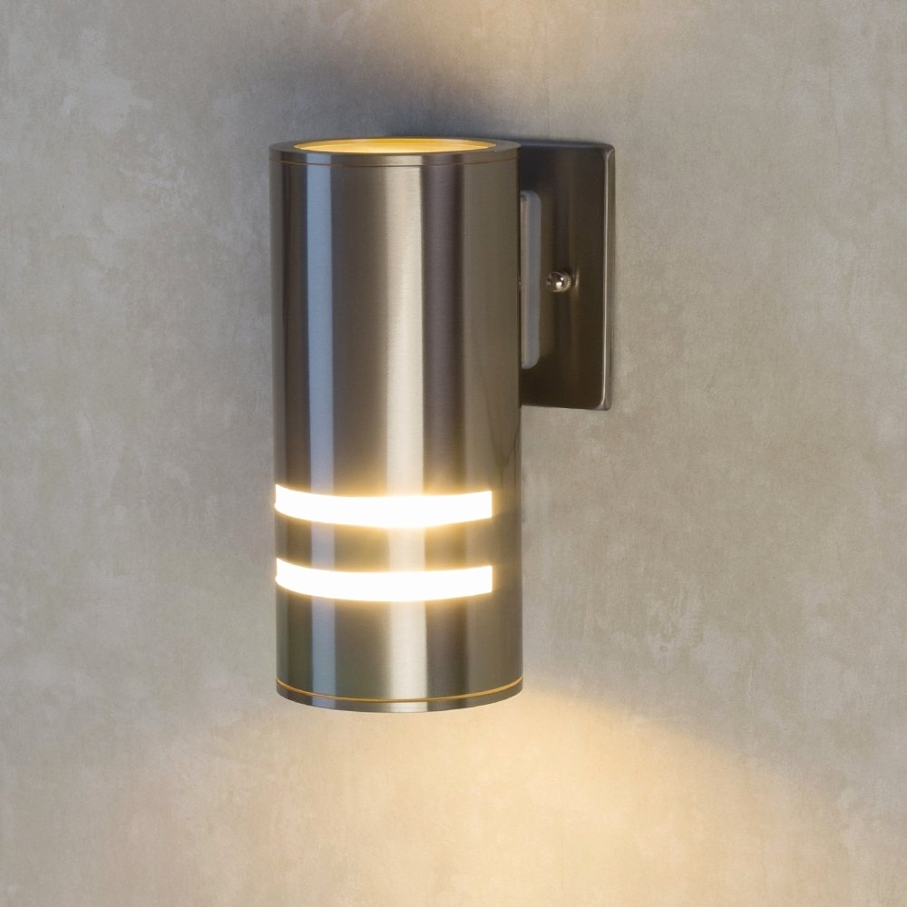 Inspiration about 29 Awesome Modern Exterior Wall Light Pictures | Modern Home Interior With Outdoor Wall Lighting At Amazon (#7 of 15)