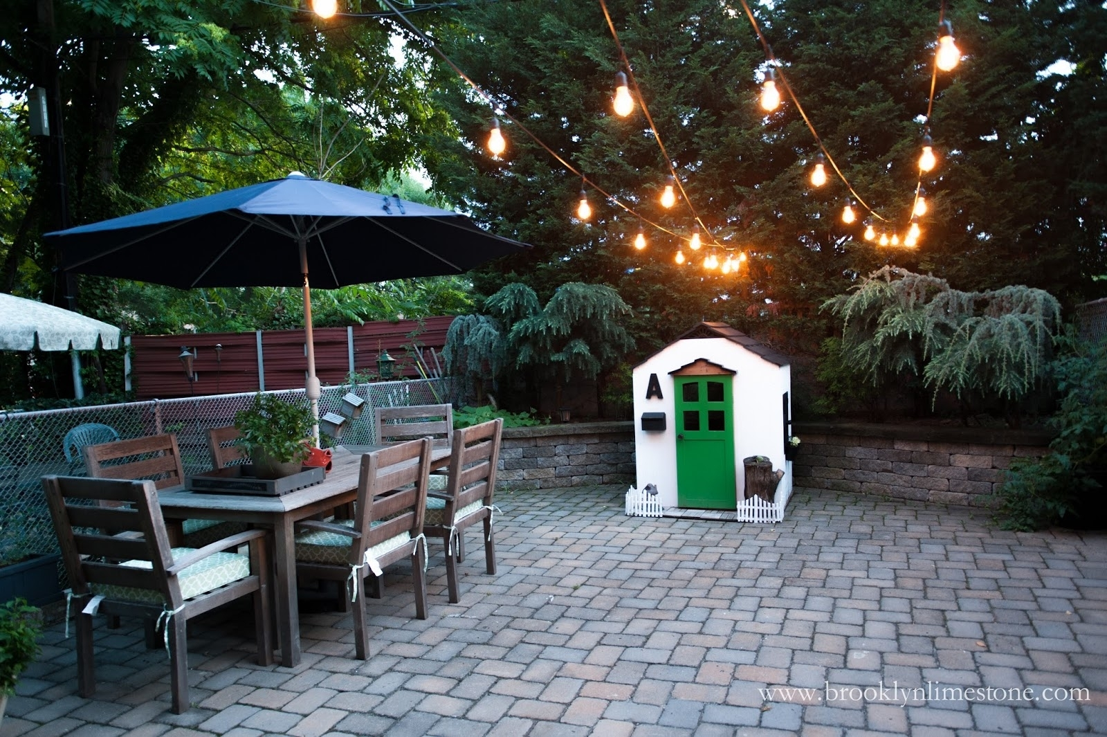 Inspiration about 34+ Beautifull Outdoor String Patio | Oksunglassesn Pertaining To Outdoor String And Patio Lights (#8 of 15)