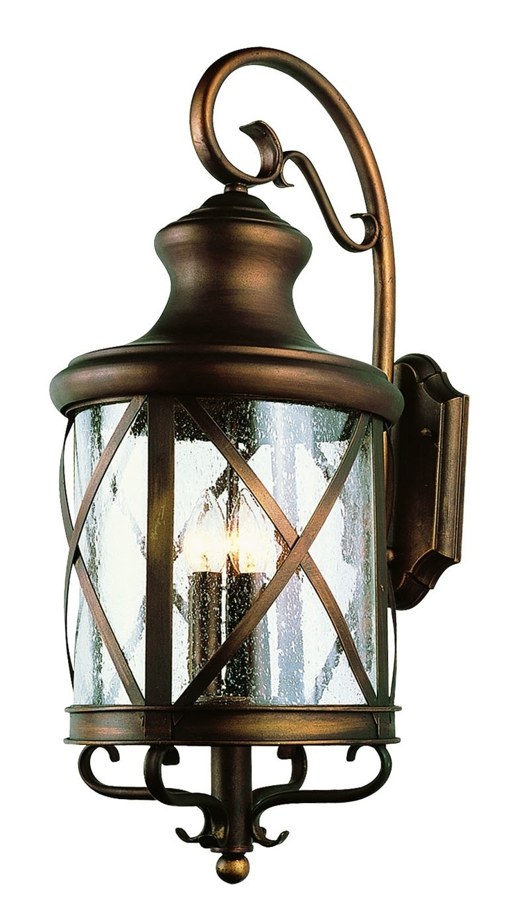 Inspiration about 35 Best Exterior Lighting Images On Pinterest | Exterior Lighting With Outdoor Wall Lantern By Transglobe Lighting (#4 of 15)