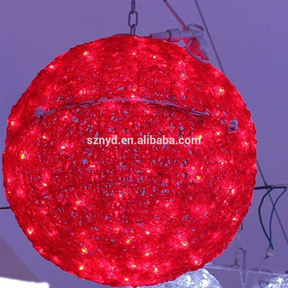 Hanging Outdoor Christmas Lights Youtube: 15 Best Collection Of Outdoor Hanging Christmas Light Balls