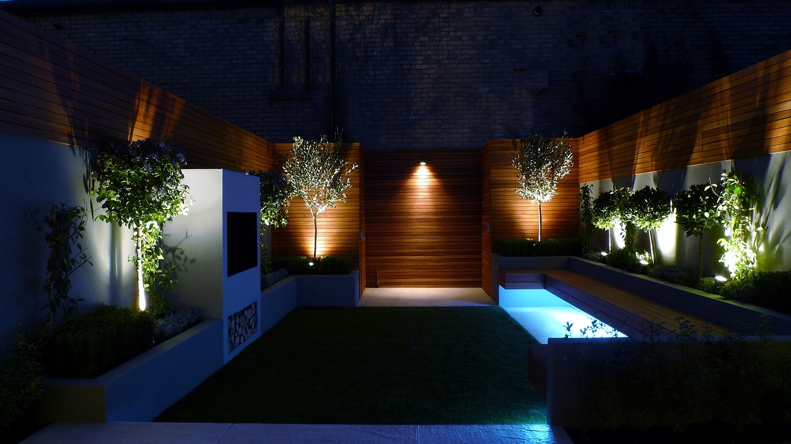 Inspiration about 38 Innovative Outdoor Lighting Ideas For Your Garden Inside Contemporary Led Post Lights For Mini Garden (#12 of 15)