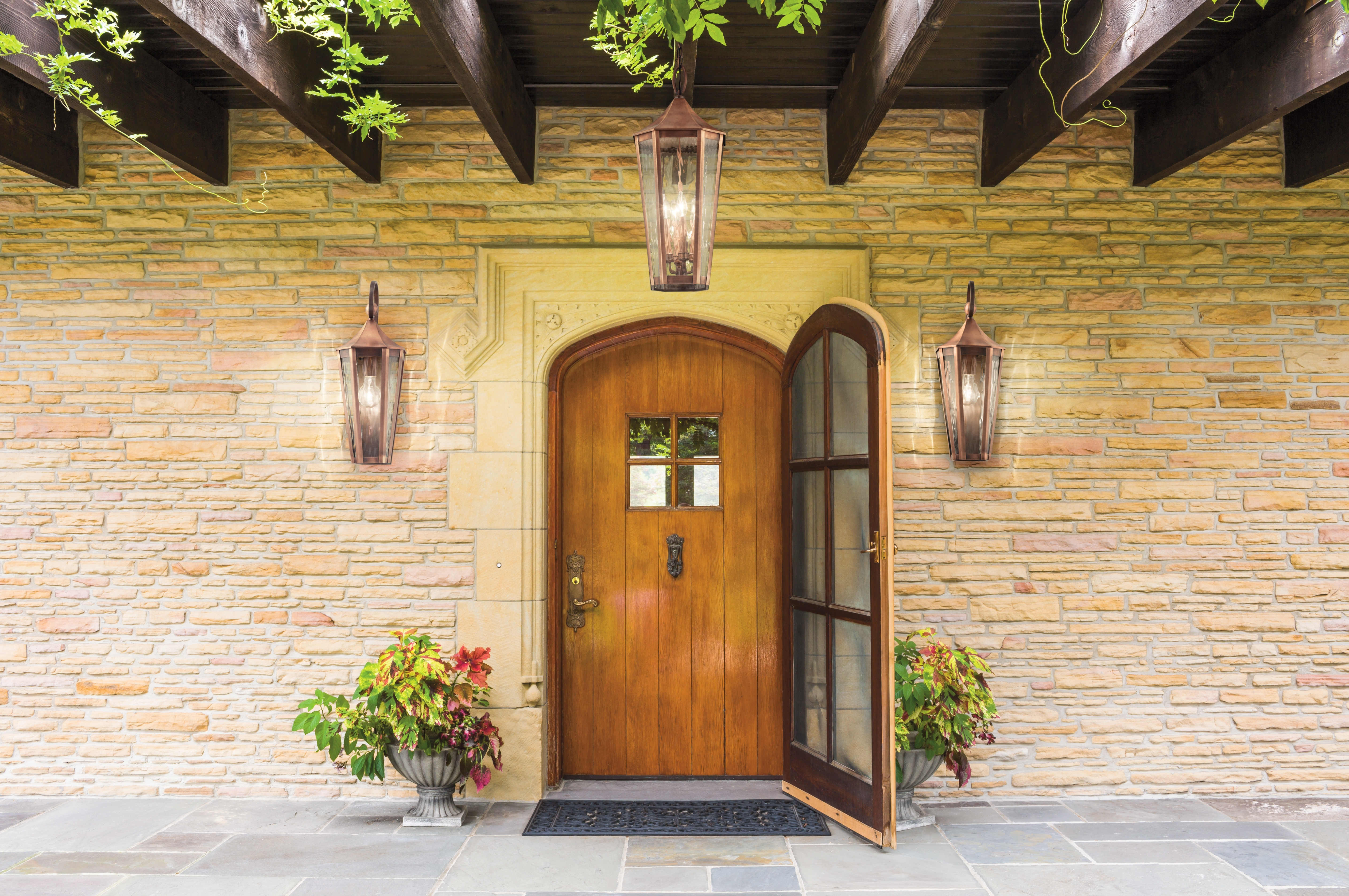 Inspiration about 4 Front Door Lighting Idea Lando Lighting Gallery Ideas Hanging Pertaining To Front Door Outdoor Hanging Lights (#3 of 15)