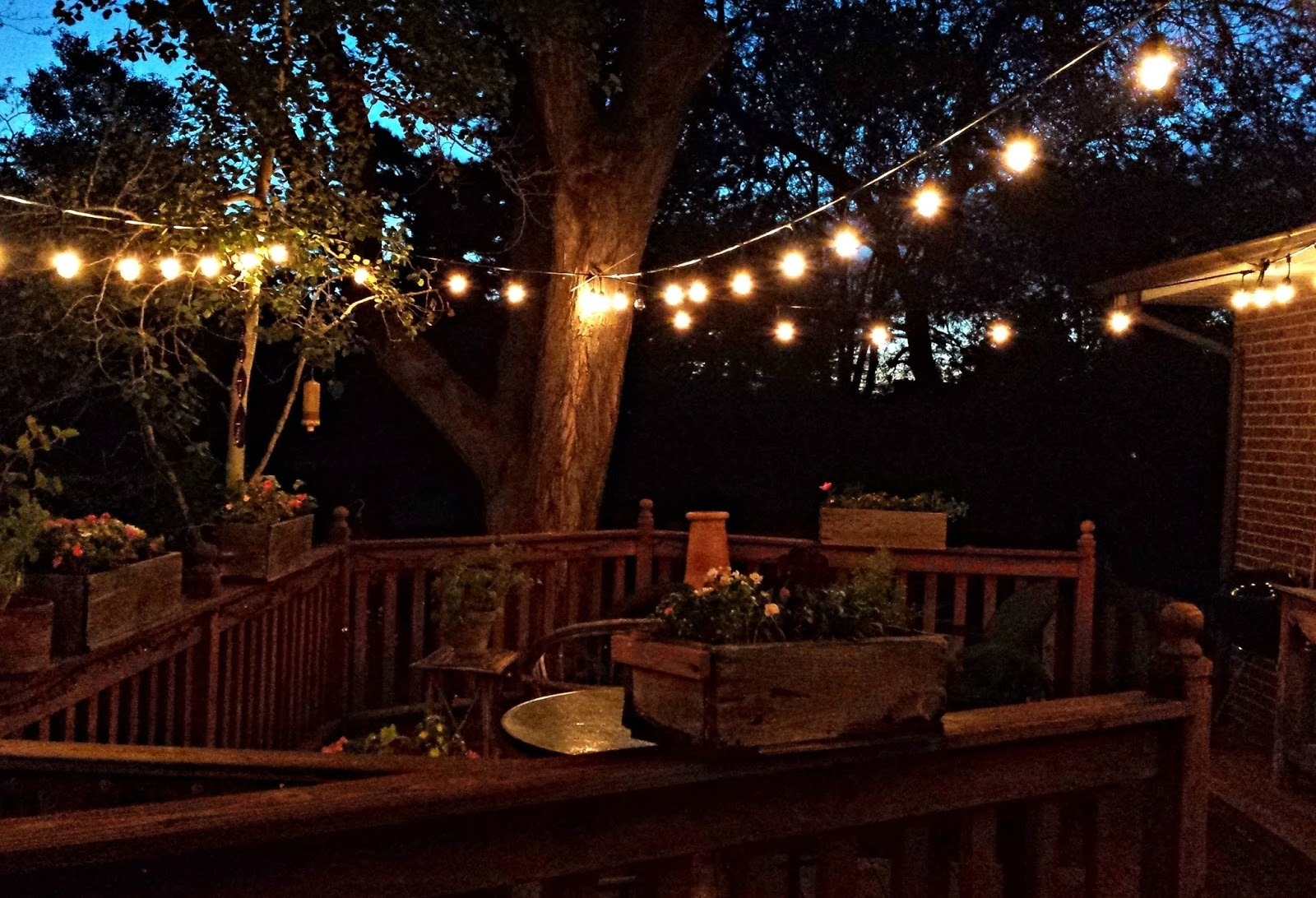 Inspiration about 42+ Amazing Hanging Deck | Oksunglassesn Throughout Outdoor Hanging Deck Lights (#2 of 15)