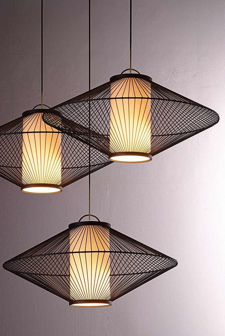 Inspiration about 49 Best Piment Rouge Lighting Products Images On Pinterest | Bali In Outdoor Rattan Hanging Lights (#13 of 15)
