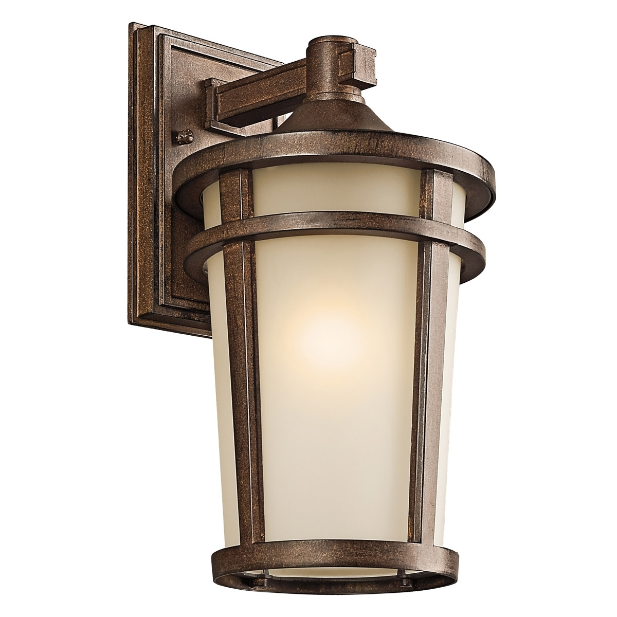 Inspiration about 49072Bst Atwood Outdoor Wall Mount Lantern With Regard To Outdoor Wall Mount Lighting Fixtures (#6 of 15)