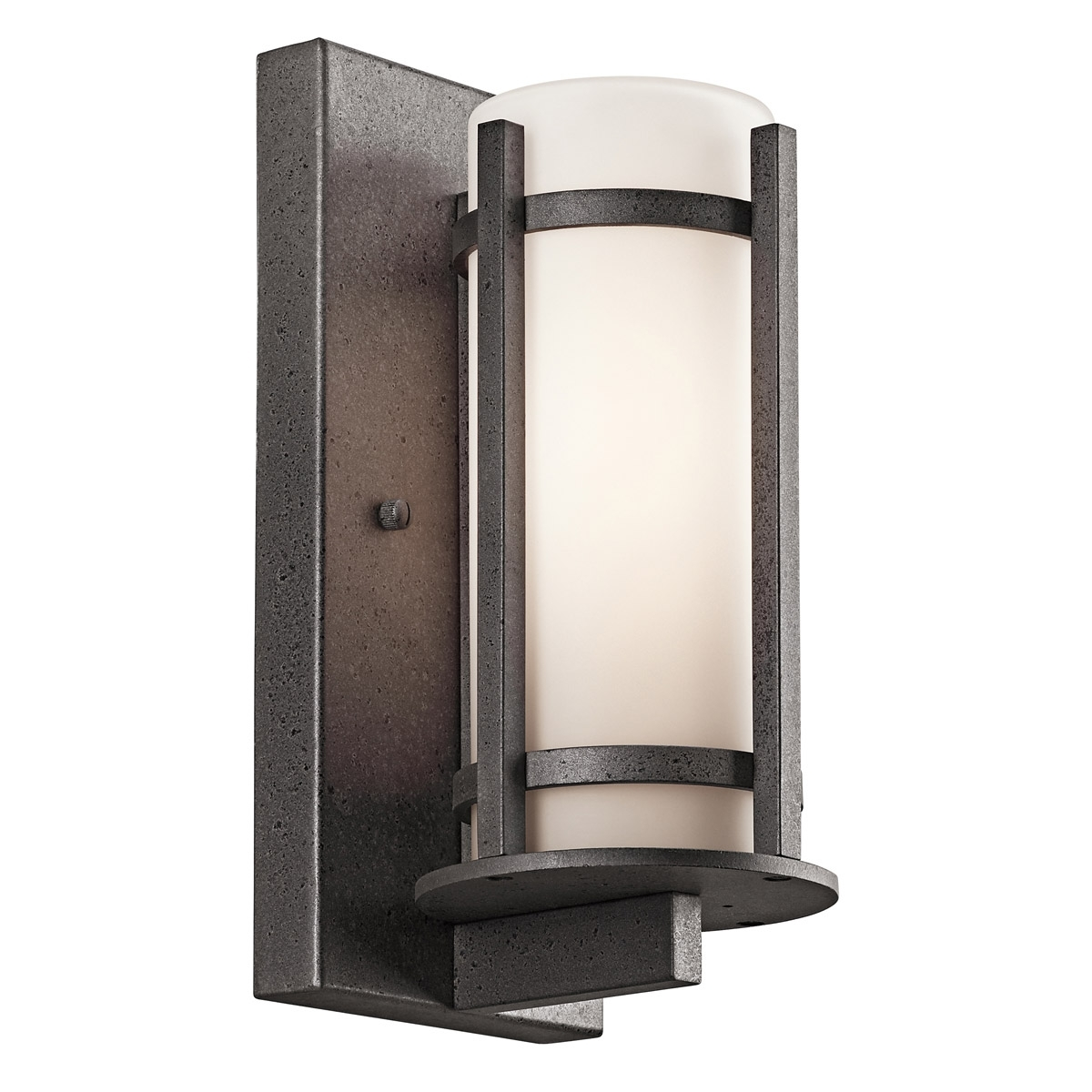 49119Avi Camden Outdoor Wall Sconce Inside Kichler Outdoor Lighting Wall Sconces (View 8 of 15)