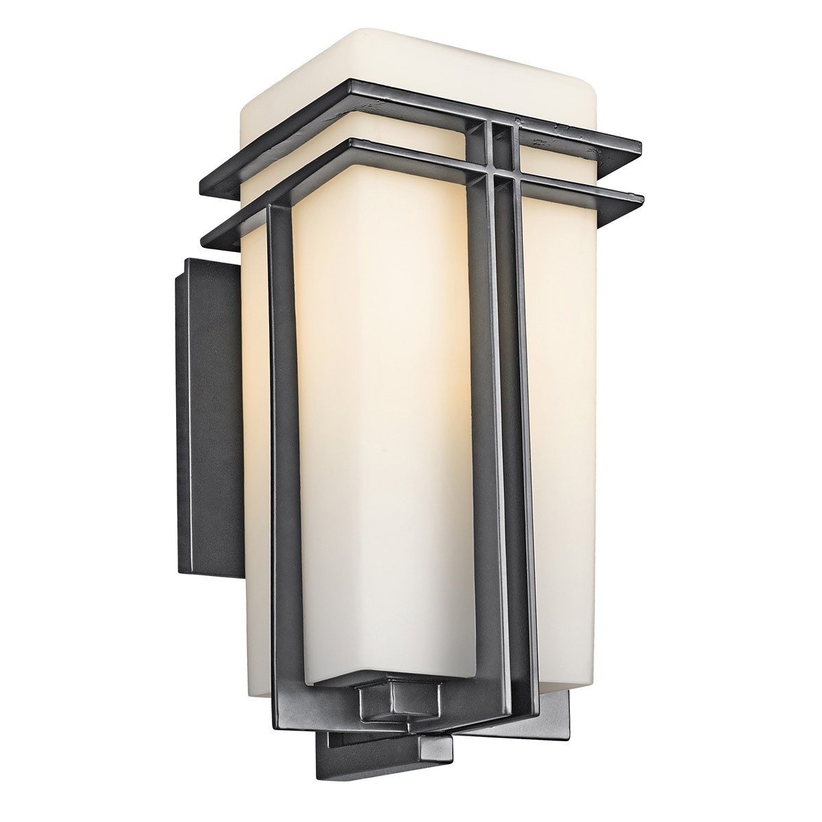 Inspiration about 49201Bk Tremillo Outdoor Wall Fixture With Regard To Transitional Outdoor Wall Lighting (#13 of 15)