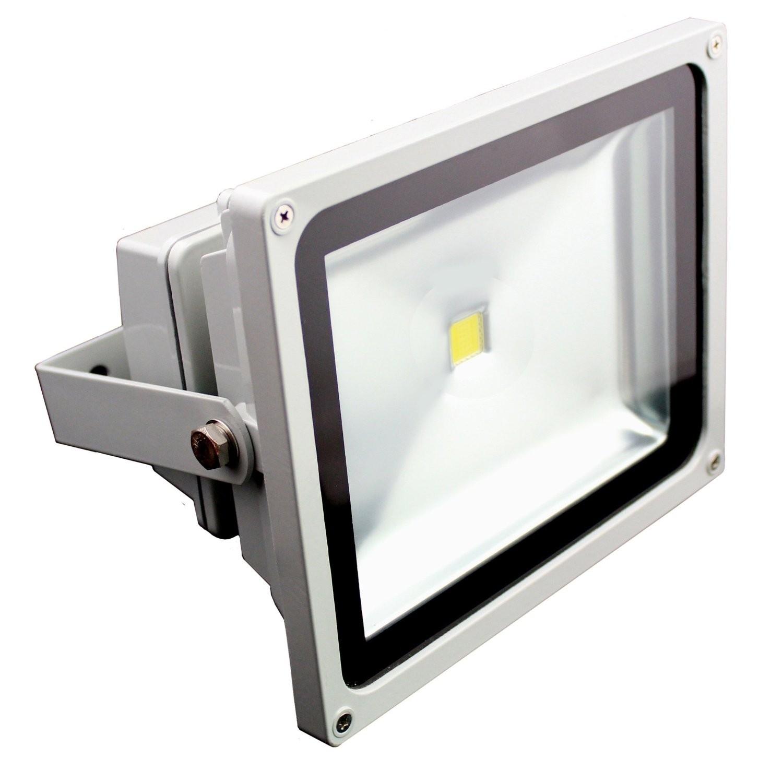 50W Outdoor Led Flood Light – Weatherproof Floodlight – Torchstar Regarding Outdoor Ceiling Flood Lights (#3 of 15)