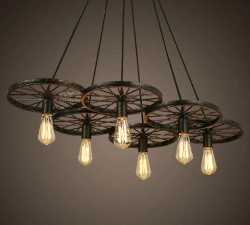 52 Most Pleasurable Fabulous Creative Hanging Lights Retro Wrought Within Outdoor Iron Hanging Lights (#2 of 10)