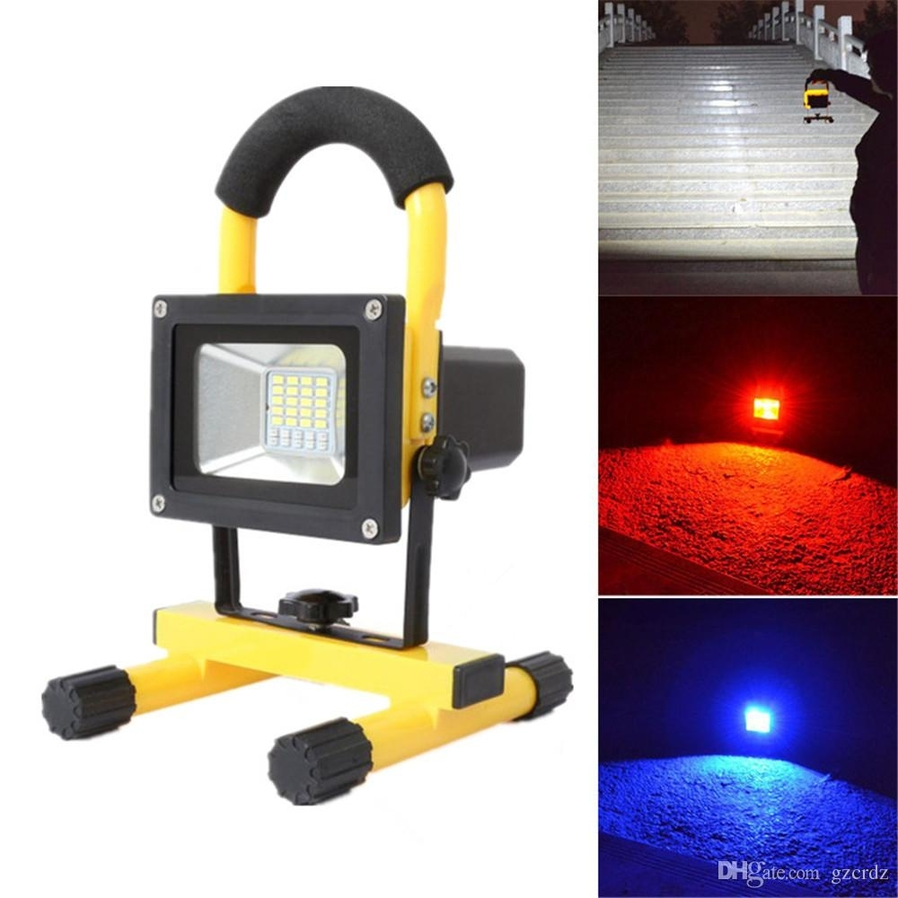60W 30Led Spotlights Work Lights Outdoor Camping Lights, Built In Intended For Outdoor Hanging Work Lights (#3 of 15)