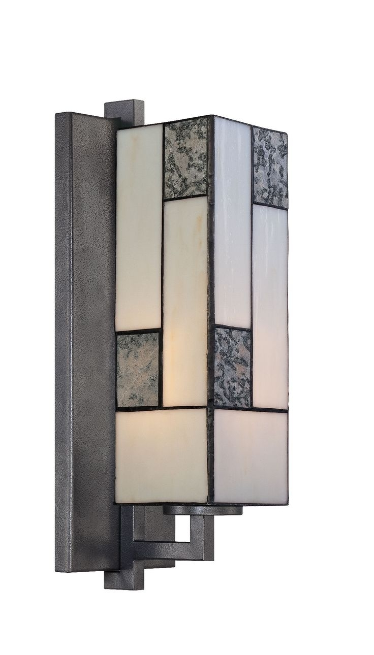 Popular Photo of Art Deco Outdoor Wall Lights