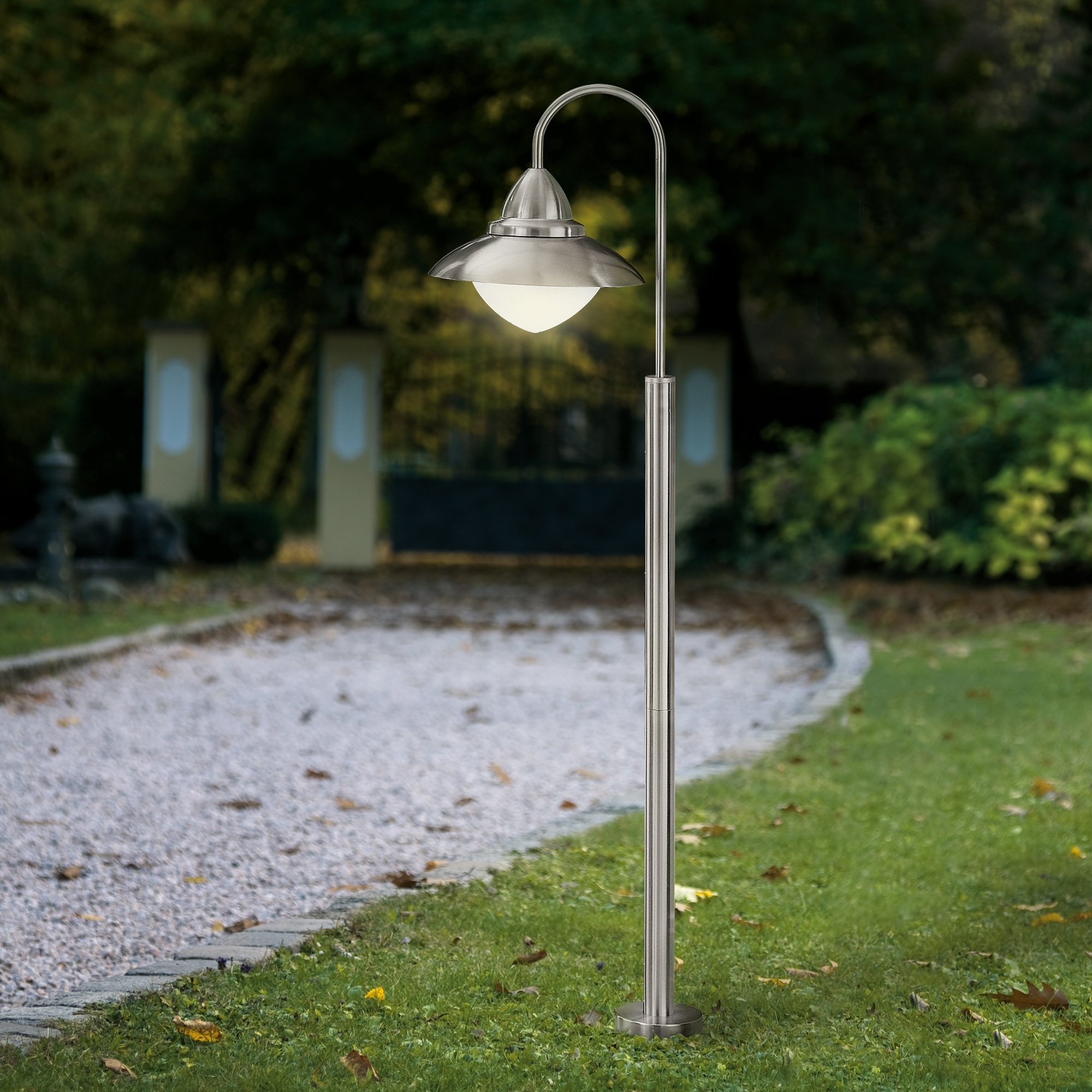 87105 / Sidney / Outdoor Lighting / Main Collections / Products Inside Eglo Outdoor Lighting (View 2 of 15)