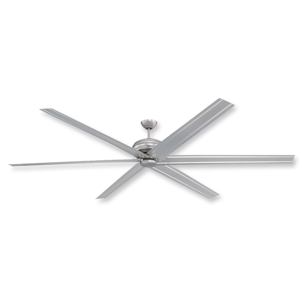 96 Inch Colossus Ceiling Fancraftmade – Commercial Or Intended For Outdoor Ceiling Fans Without Lights (#1 of 15)