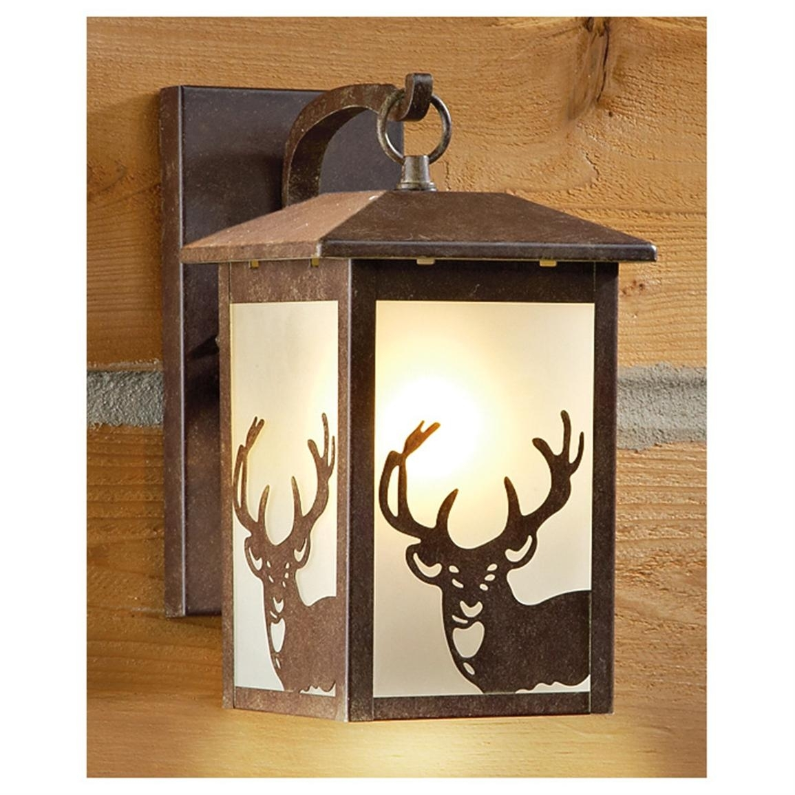 Accessories And Furniture. Rustic Outdoor Lighting (#2 of 15)