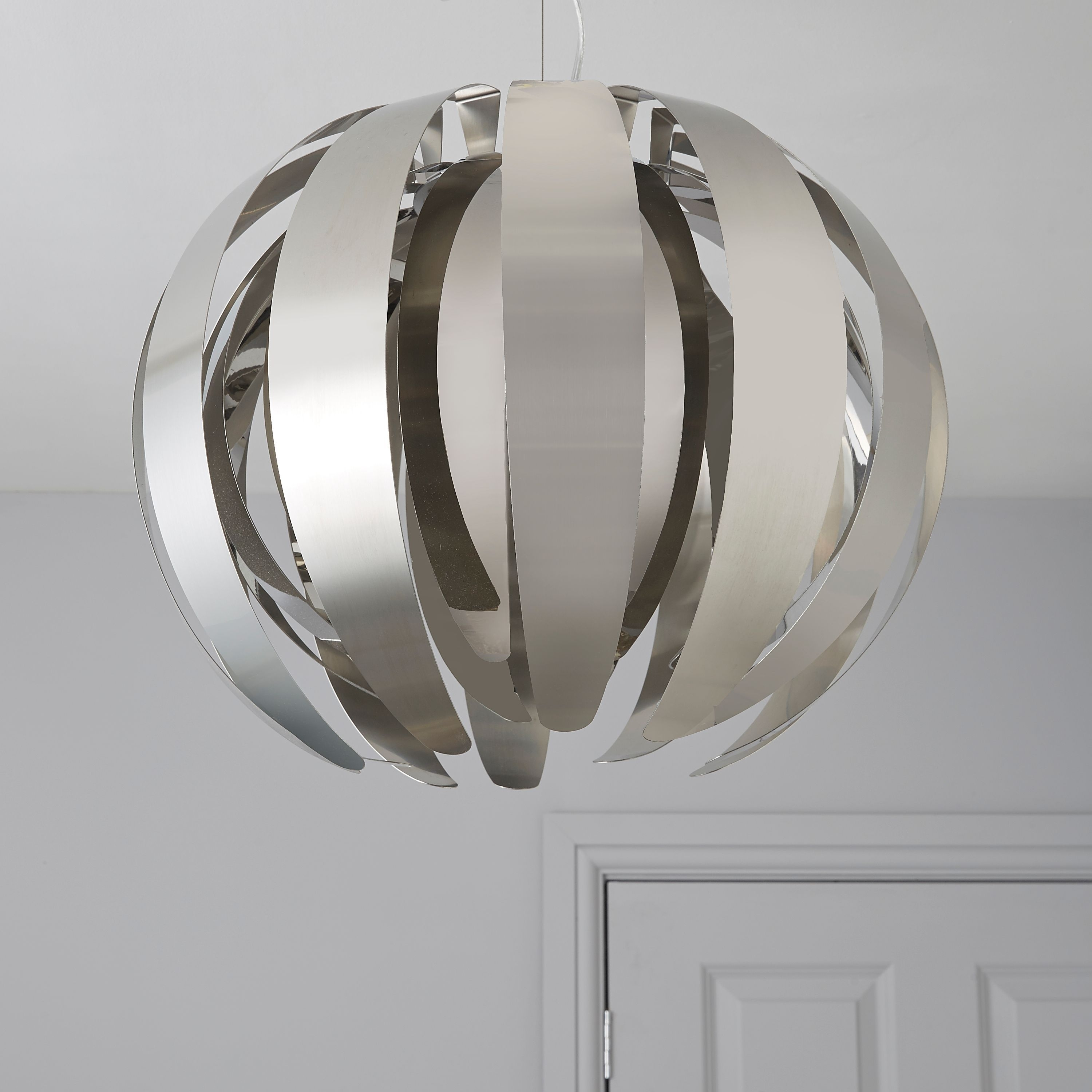 Chrome Ceiling Light: 15 Photo Of Outdoor Ceiling Lights At B&q