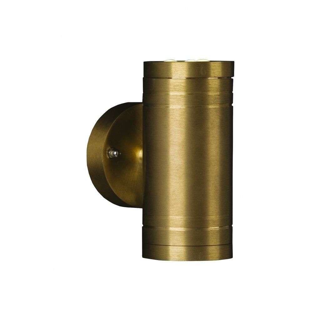 Affordable Brass Outdoor Wall Lights Decoration Ideas Adjustable Intended For Polished Brass Outdoor Wall Lighting (#2 of 15)