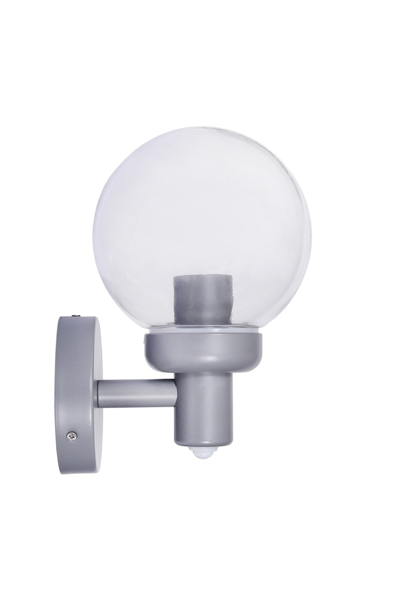 Aldgate Pir Outdoor Wall Lamp – Steel | Garden Trading With Outside Wall Globe Lights (#1 of 15)