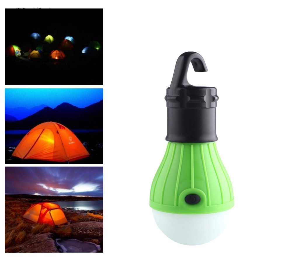 Aliexpress : Buy Portable Outdoor Hanging 3 Led Camping Lantern In Outdoor Hanging Lights For Campers (#2 of 15)