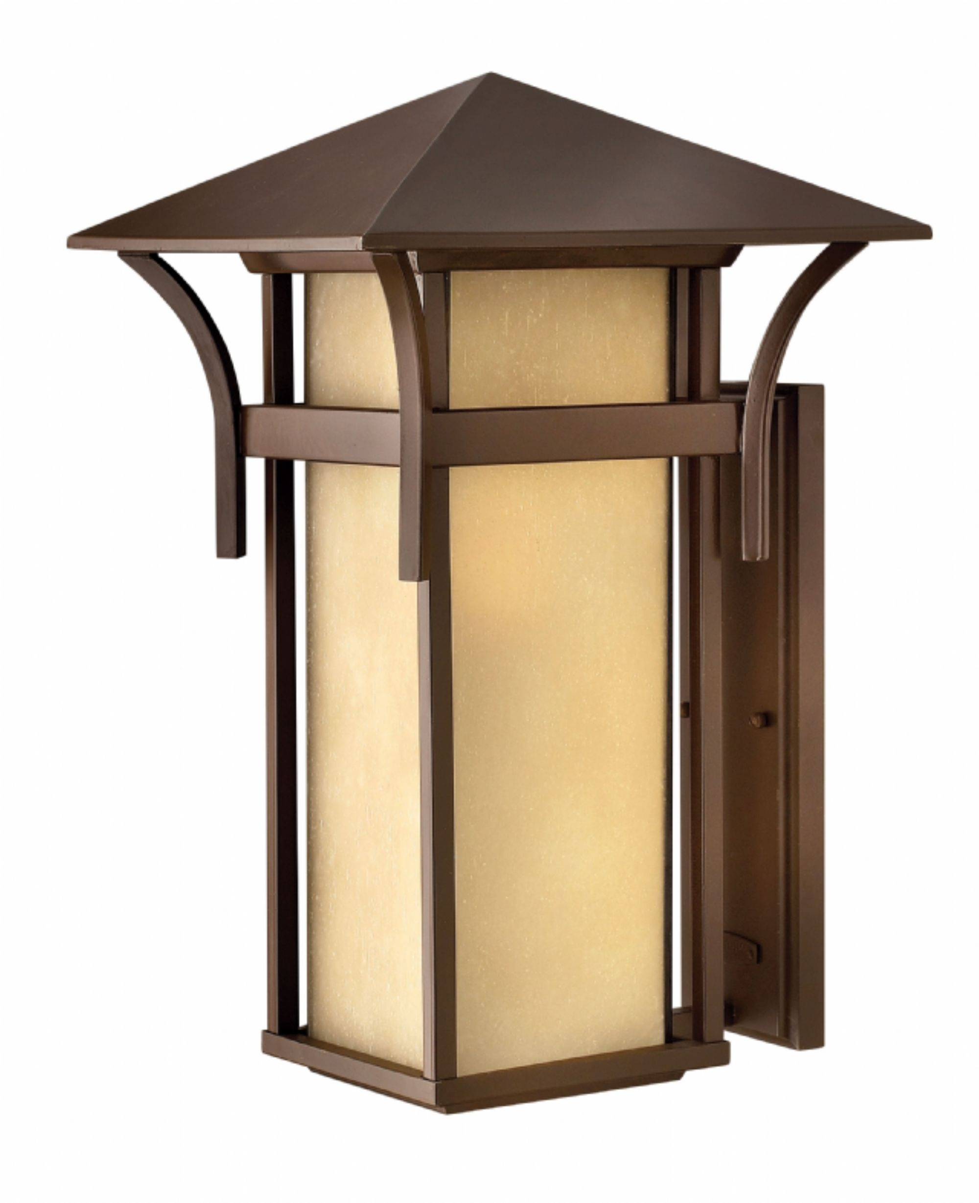 Anchor Bronze Harbor > Exterior Wall Mount Within Large Wall Mount Hinkley Lighting (#1 of 15)