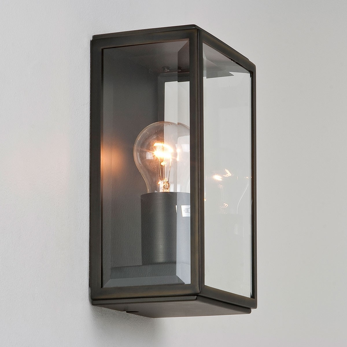 Astro Homefield Bronze Outdoor Wall Light At Uk Electrical Supplies (#4 of 15)