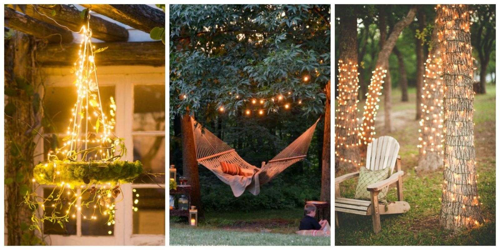 Backyard String Lights Pics Patio Led Porch Ideas Garden Outdoor With Regard To Garden And Outdoor String Lights (#4 of 15)