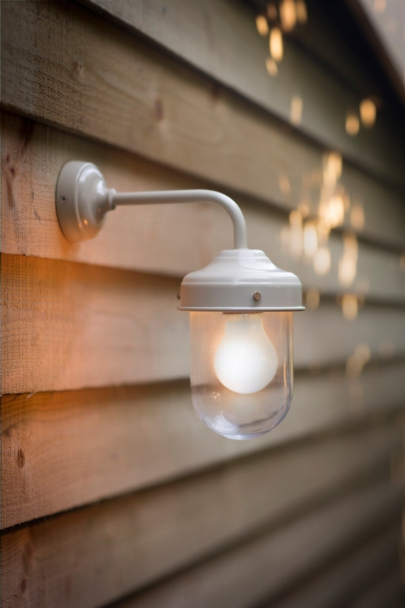 Barn Lamp With Barn Outdoor Wall Lighting (#1 of 15)