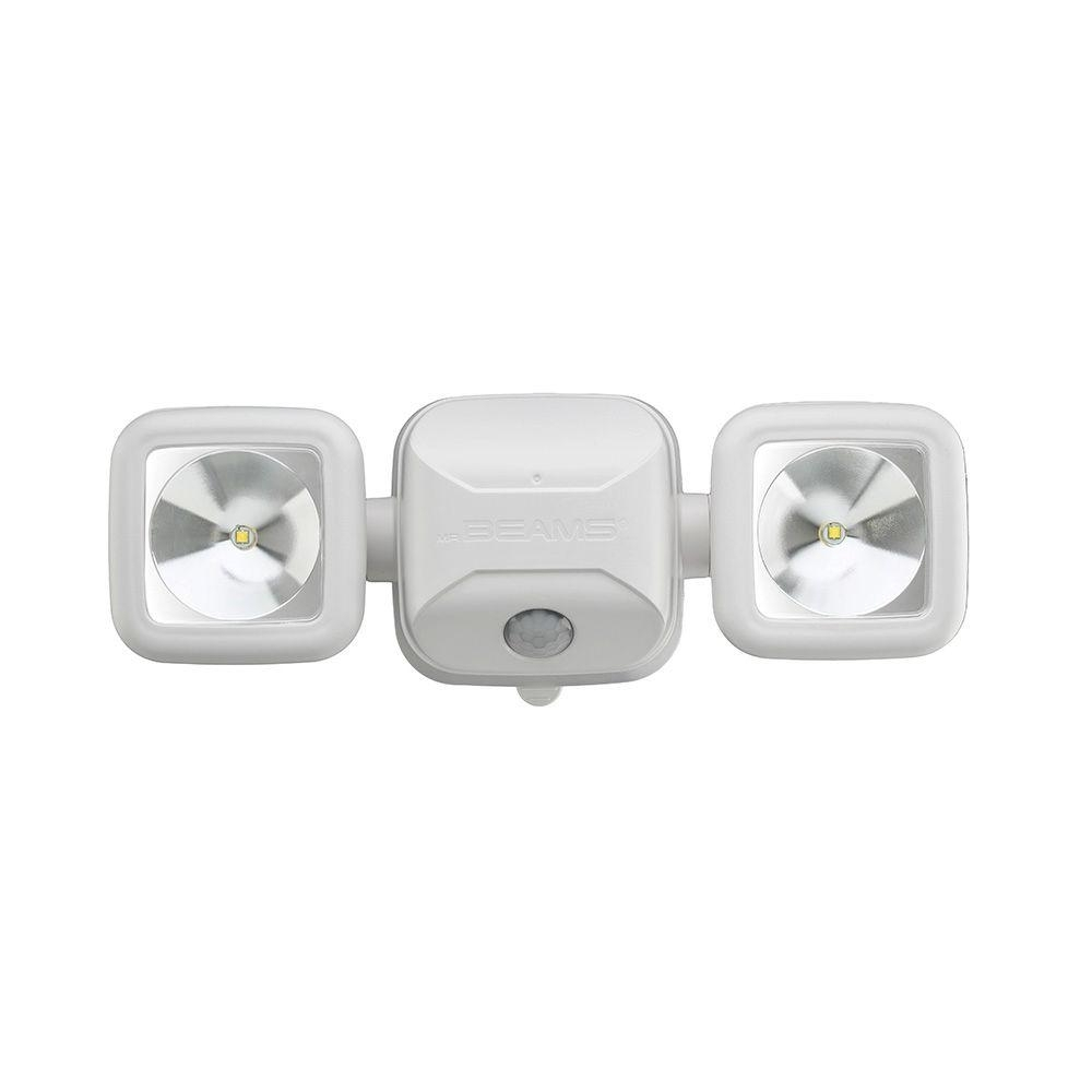 Battery – Outdoor Security Lighting – Outdoor Lighting – The Home Depot For Battery Operated Outdoor Lights At Home Depot (#1 of 15)