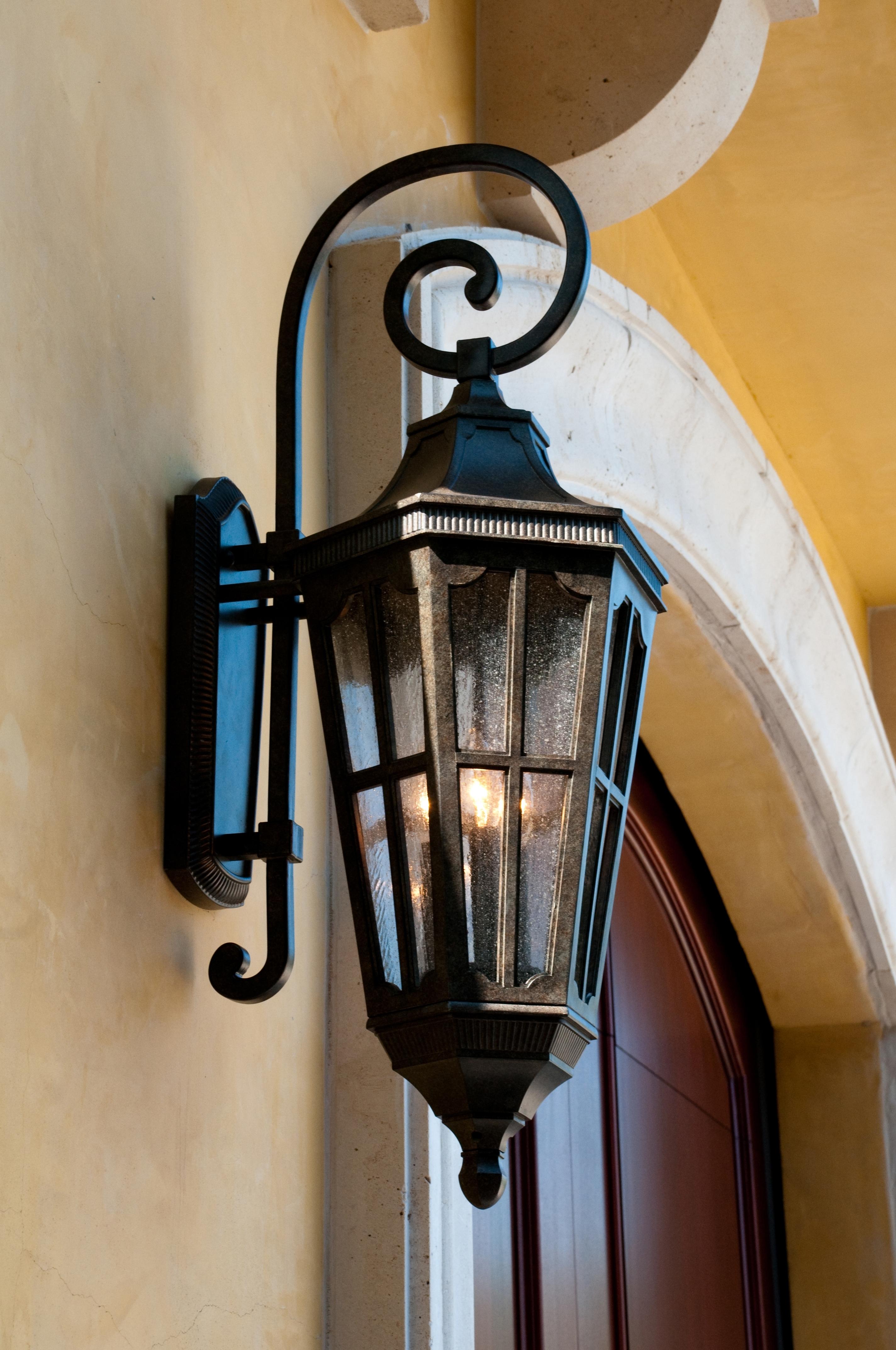 Beacon Hill Vx 3 Light Outdoor Wall Lantern – Outdoor Wall Mount With Beacon Outdoor Wall Lighting (#2 of 15)